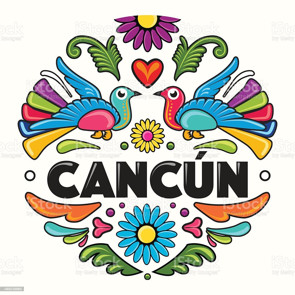 Royalty Free Cancun Mexico Clip Art Vector Images Illustrations