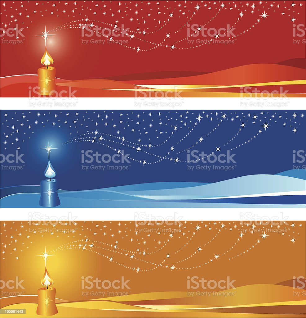 Candle Headers royalty-free candle headers stock vector art & more images of abstract