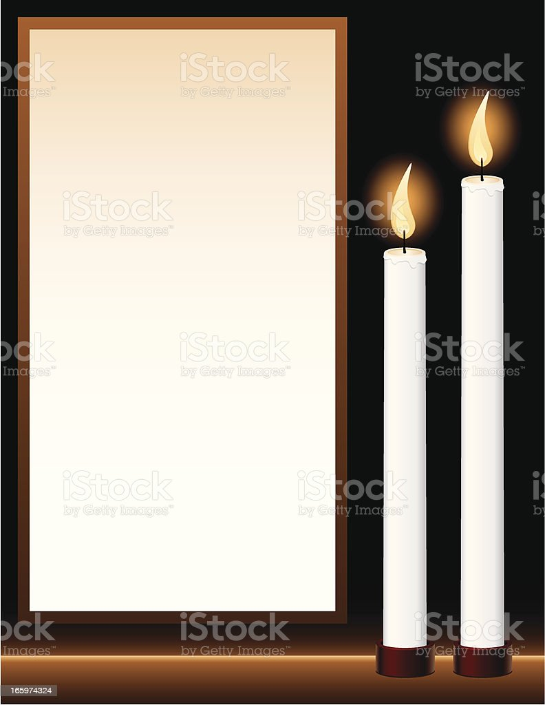 Candlelight Vigil royalty-free candlelight vigil stock vector art & more images of burning
