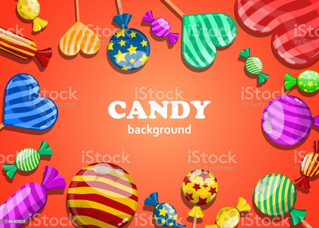 キャンディ 背景