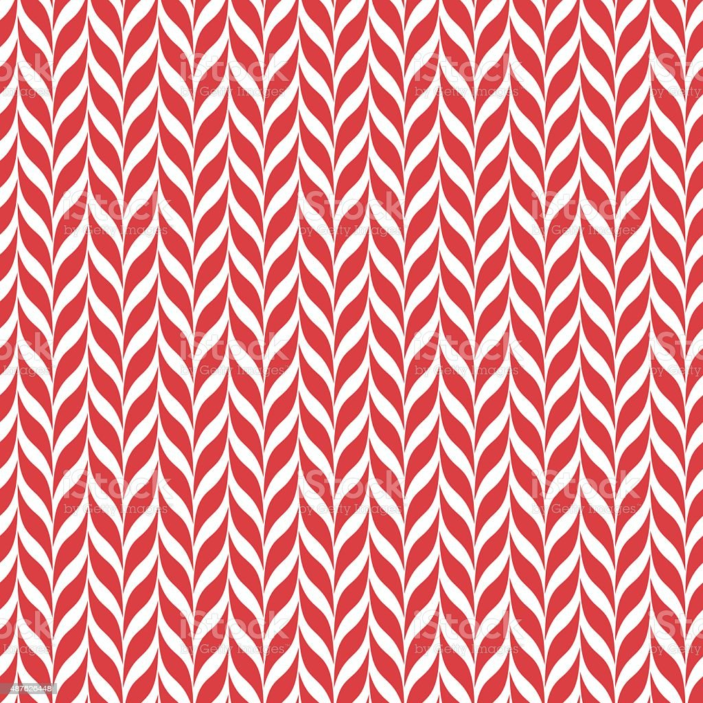 Candy canes vector background. Seamless xmas pattern vector art illustration