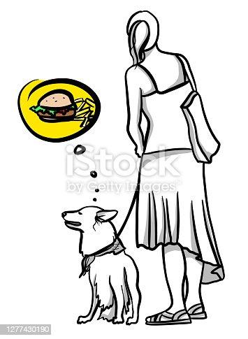 istock Canine Deep Thinking 1277430190