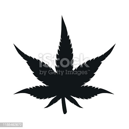 Cannabis leaves seamless, legalized culture, design element, fabrics, posters, website background, vector illustration
