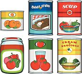 istock Canned food 165487914