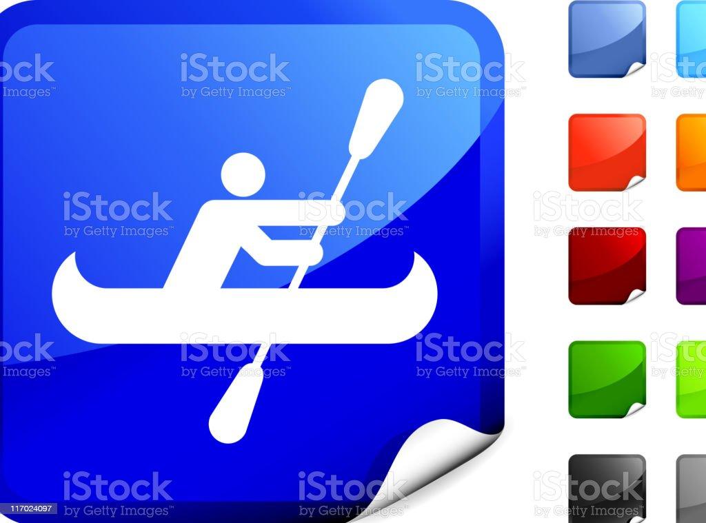 canoe internet royalty free vector art royalty-free stock vector art