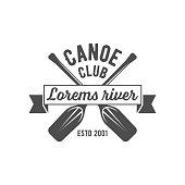 canoel badges, logo, labels and design elements