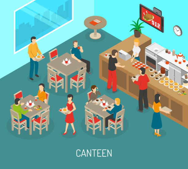 kantine - keks grafiken stock-grafiken, -clipart, -cartoons und -symbole