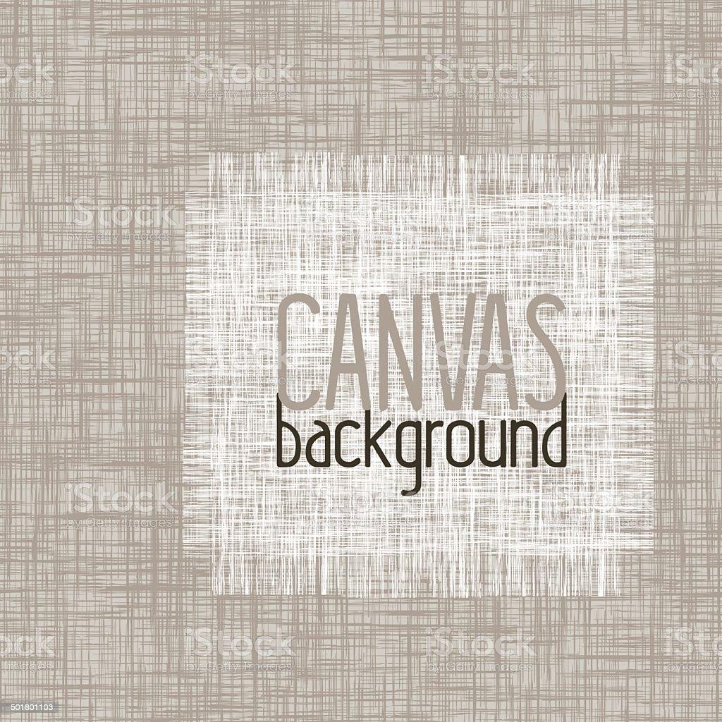 canvas background vector art illustration