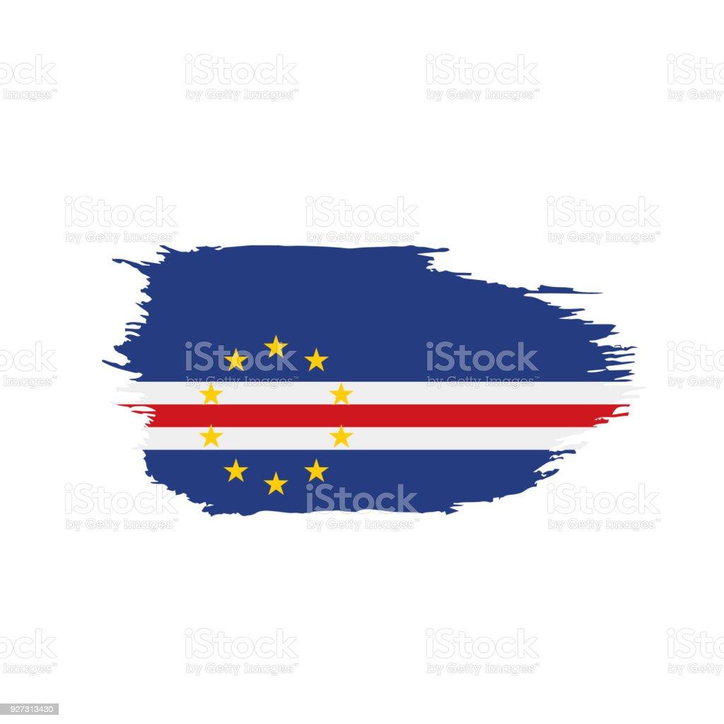 カーボベルデの国旗ベクトル イ...