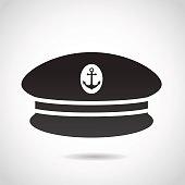 Capitan's hat icon.