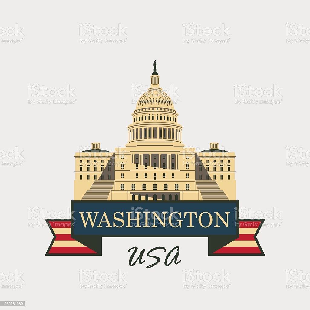 議会議事堂ワシントン d c - アメリカ共和党のベクターアート素材や画像