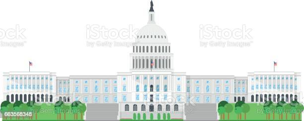 Capitol house washington usa isolated on white background vector vector id663568348?b=1&k=6&m=663568348&s=612x612&h=vhmledpo91gtnvugxee5qqrjbzcqhr9esdr91ievkae=