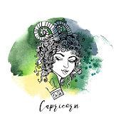 Zodiac signs girl