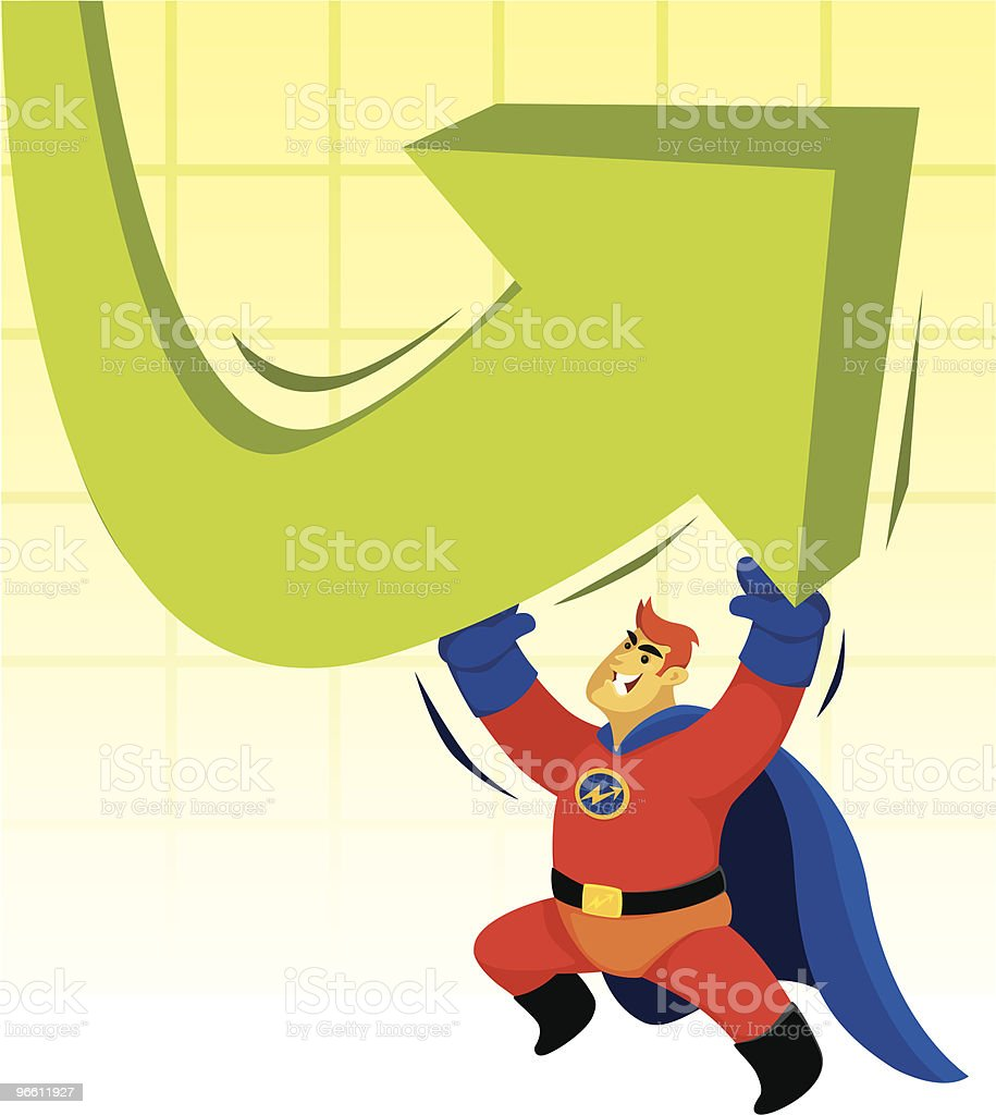 captain business - Royalty-free Adult stock vector