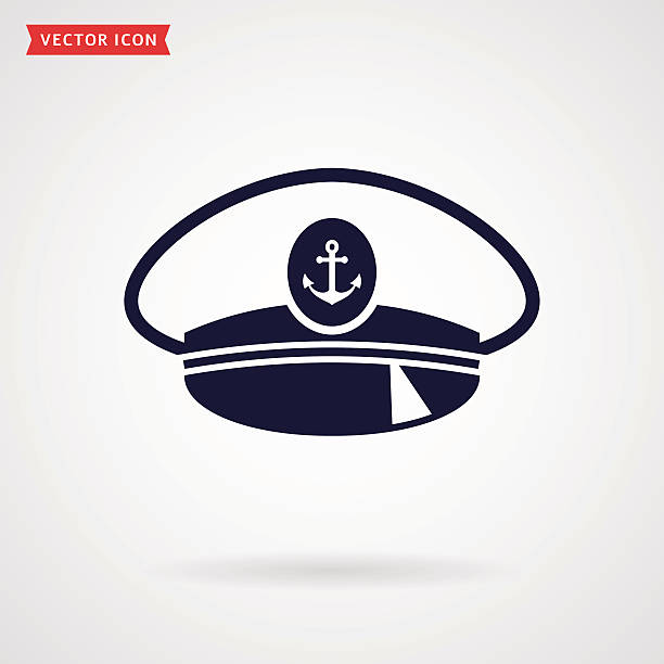 d9472a0b7 Best Boat Captain Illustrations, Royalty-Free Vector Graphics & Clip ...