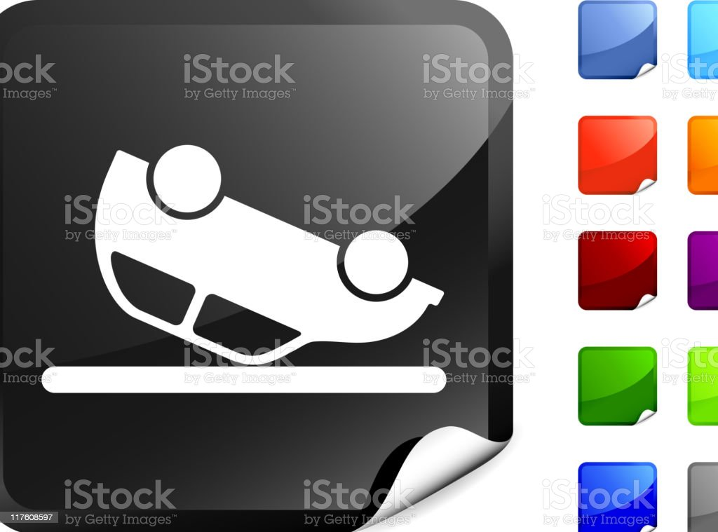 car accident internet royalty free vector art royalty-free stock vector art