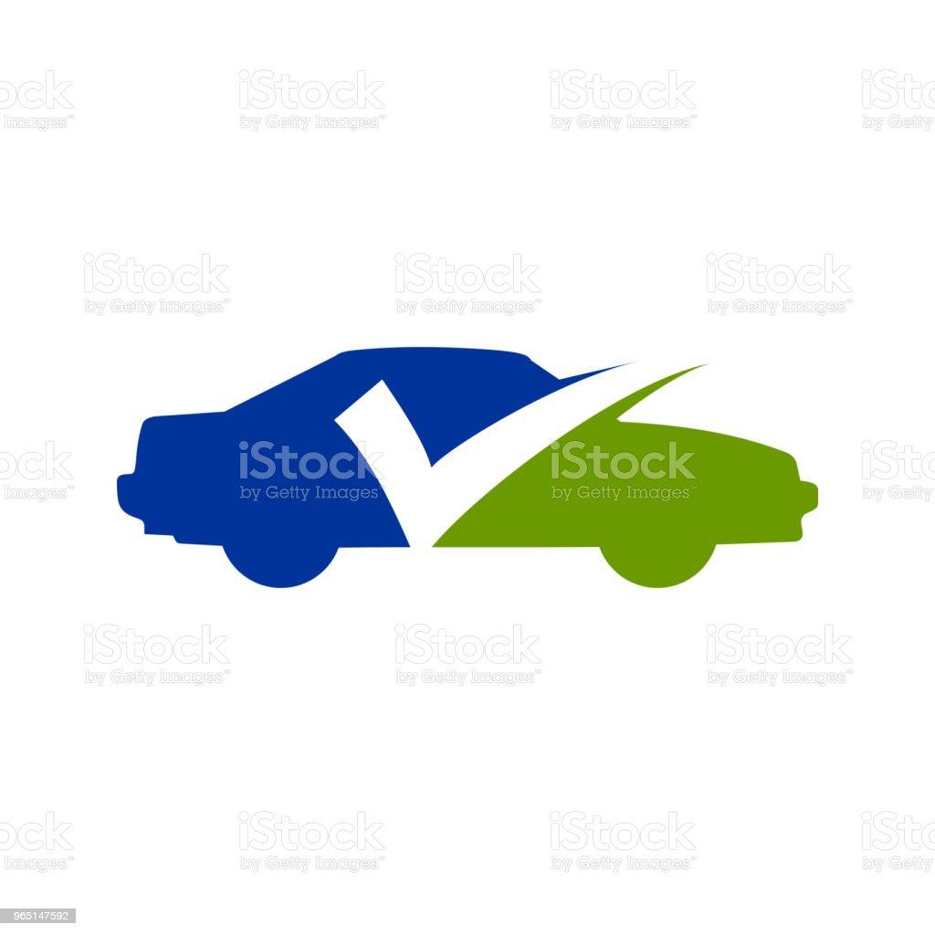 Car Check Insurance Symbol Design car check insurance symbol design - stockowe grafiki wektorowe i więcej obrazów abstrakcja royalty-free
