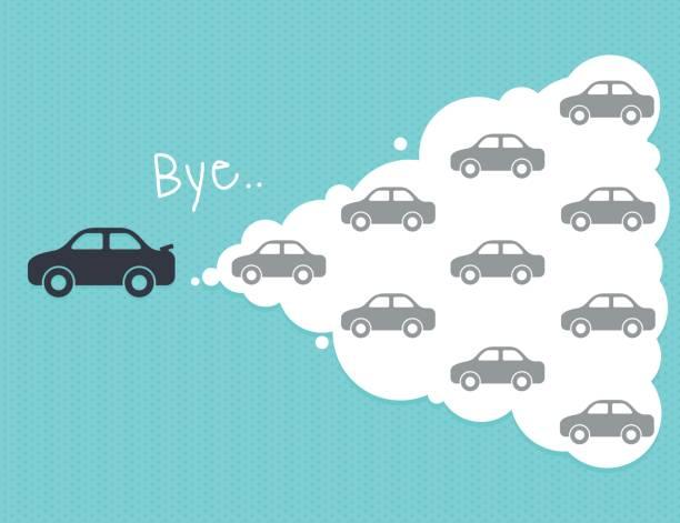 Führung Konzept-cloud – Vektorgrafik