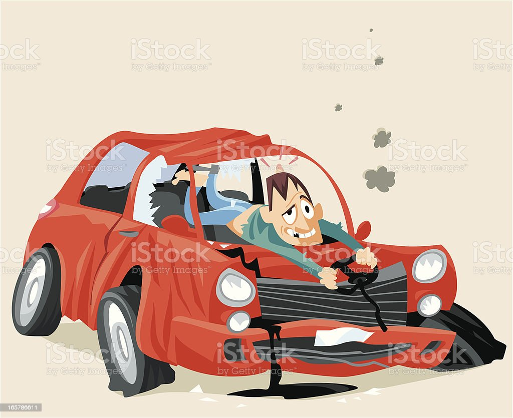 Car Crash Graphic Art Free Licensed royalty-free car crash graphic art free licensed stock vector art & more images of car