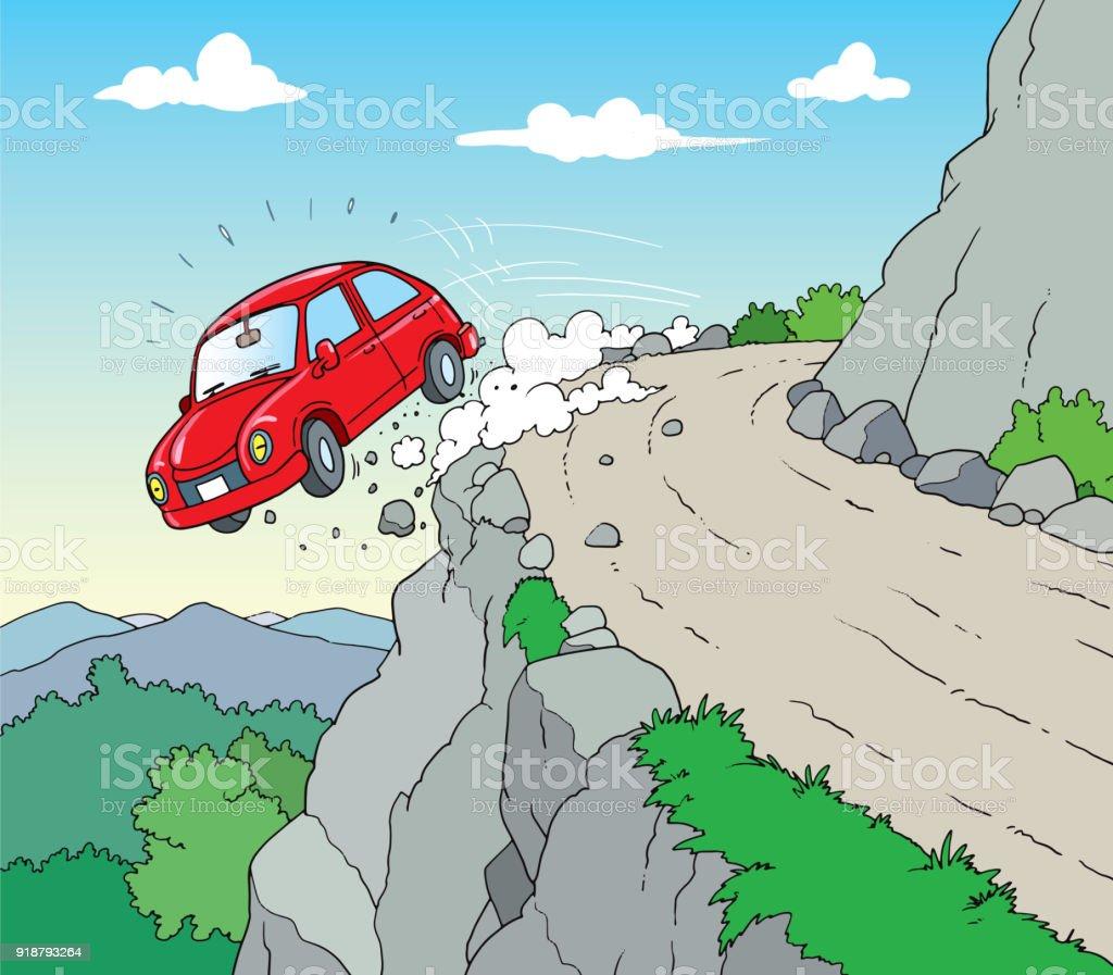 Autounfall Stock Vektor Art und mehr Bilder von Auto 918793264   iStock