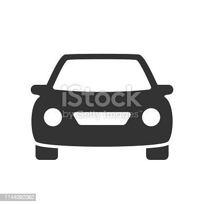 istock car flat icon 1144092062