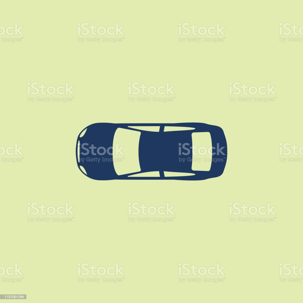 Car (view from above) icon Japan, Car, Icon, On Top Of, Above Above stock vector
