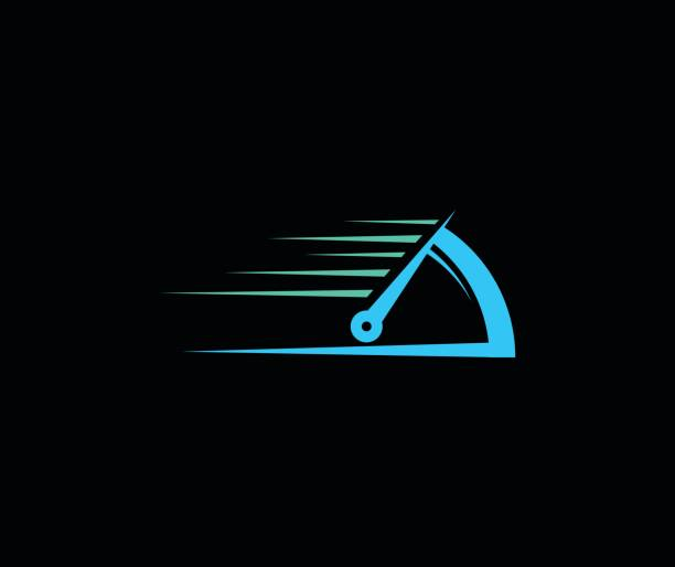 Car icon This illustration/vector you can use for any purpose related to your business. speedometer stock illustrations