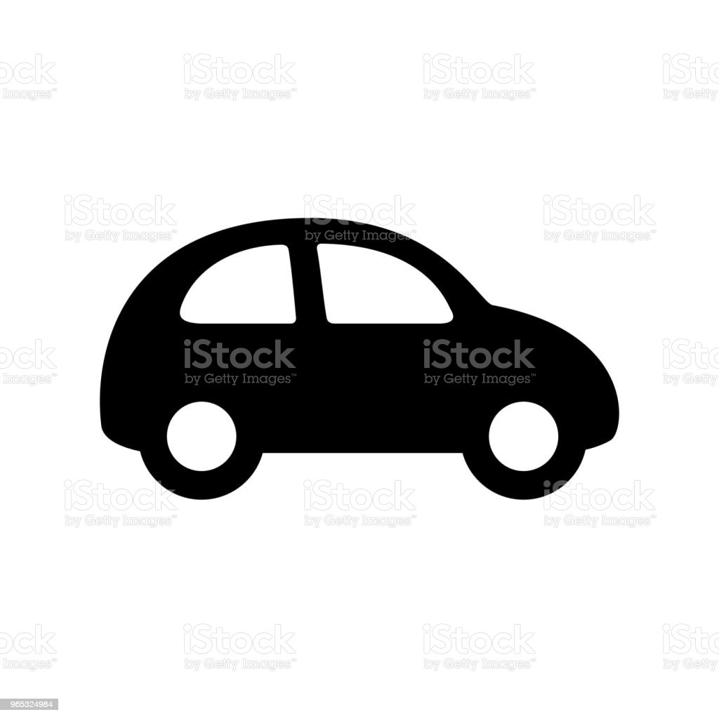Car icon royalty-free car icon stock vector art & more images of black color