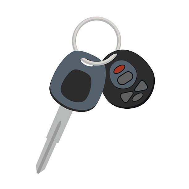 Royalty Free Car Key C...