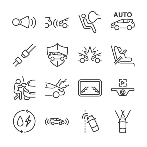 Best Car Horn Illustrations Royalty Free Vector Graphics Clip Art