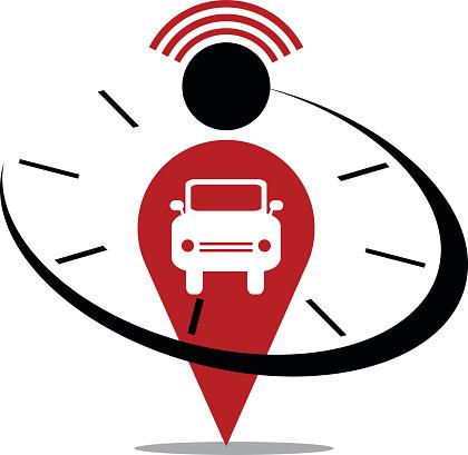 Car Location Time Allert