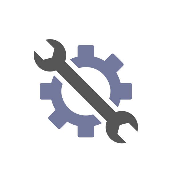 Car Service Logo Template Design Vector. EPS vector art illustration