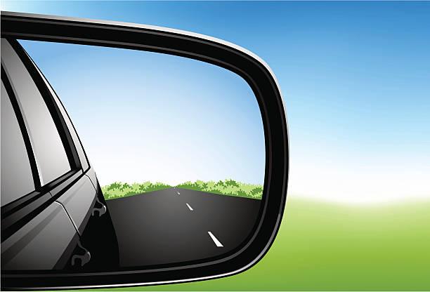 royalty free car mirror clip art vector images illustrations istock. Black Bedroom Furniture Sets. Home Design Ideas