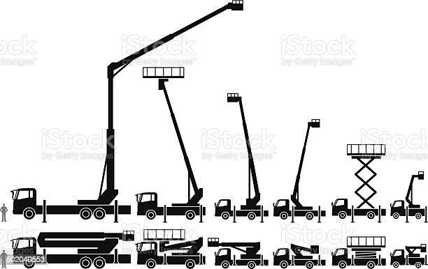Free cherry picker Images, Pictures, and Royalty-Free
