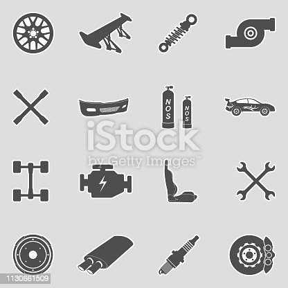 Car tuning elements, Need for Speed, Lifestyle, Sticker