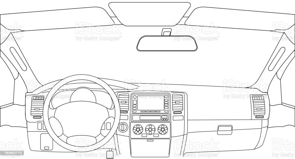 car royalty-free car stock vector art & more images of car