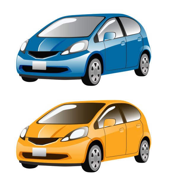 お車 - 車点のイラスト素材/クリップアート素材/マンガ素材/アイコン素材
