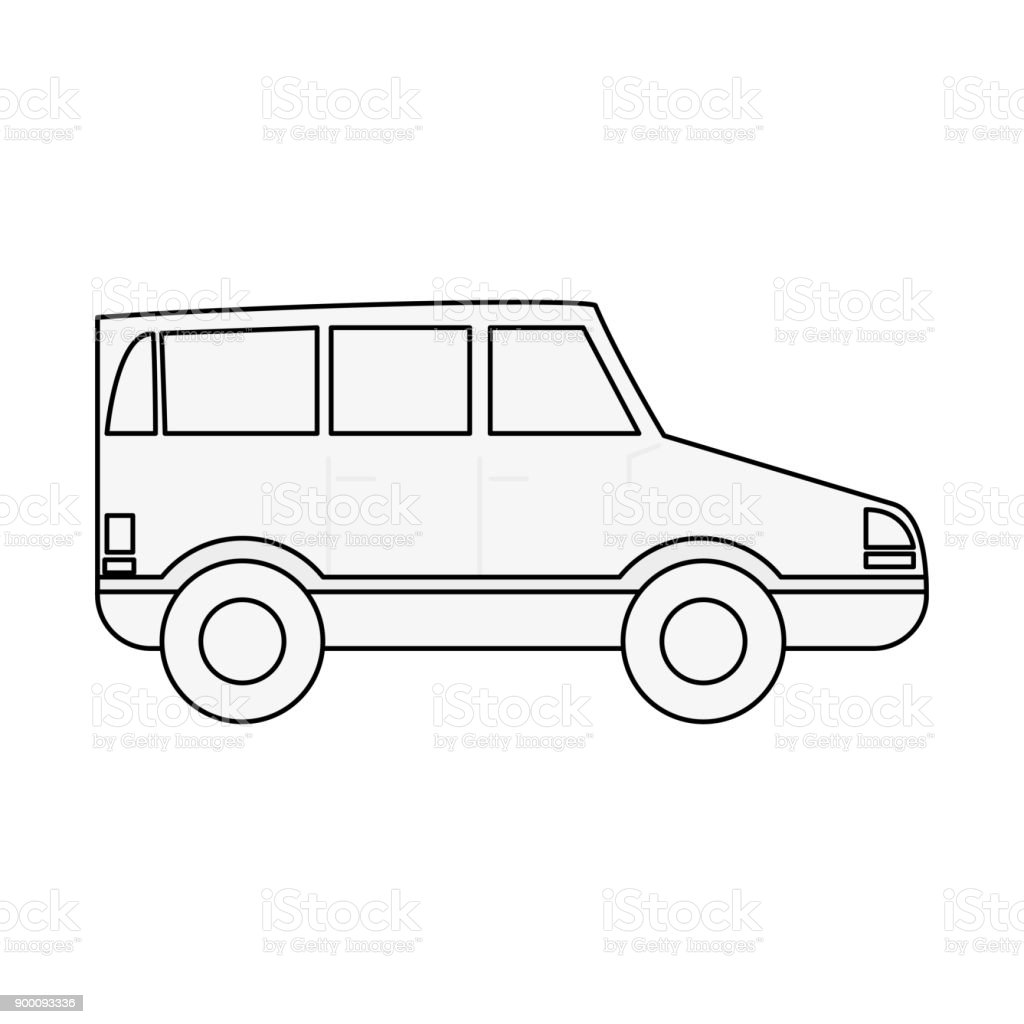 car vehicle symbol stock vector art more images of arrival VW Minivan Interior car vehicle symbol royalty free car vehicle symbol stock vector art more images