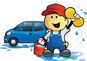Car Wash Man