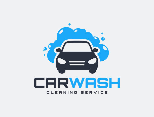 Best Car Wash Illustrations, Royalty-Free Vector Graphics