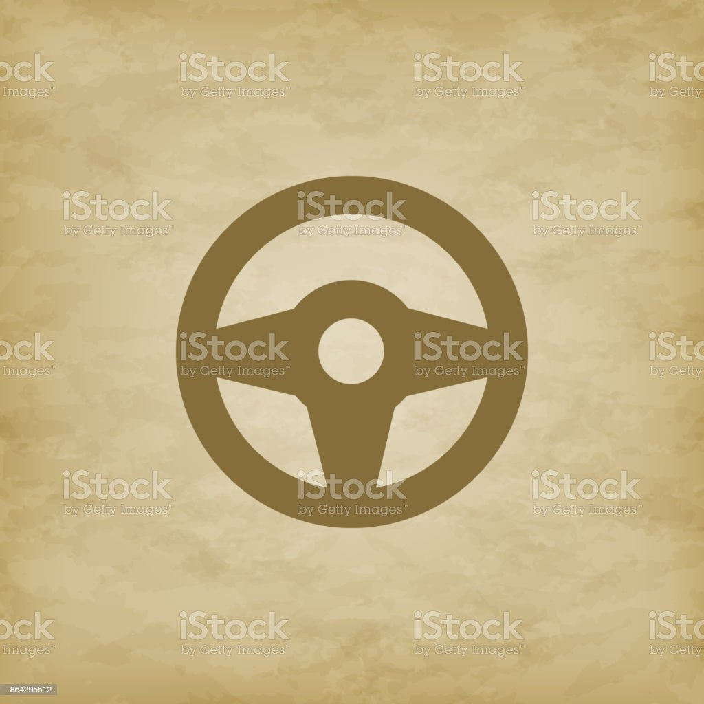 Car wheel on grunge background royalty-free car wheel on grunge background stock vector art & more images of abstract