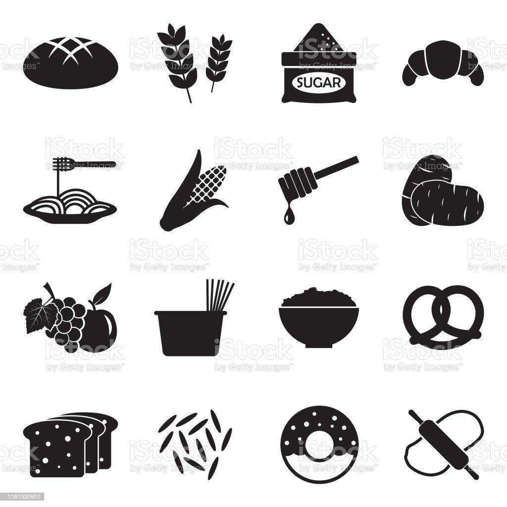 Carbs Stock Illustrations – 1,996 Carbs Stock Illustrations, Vectors &  Clipart - Dreamstime