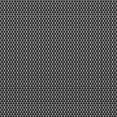 Carbon fiber seamless pattern. Technological background. Gray industrial backdrop.