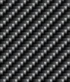 Seamless carbon fibre pattern.