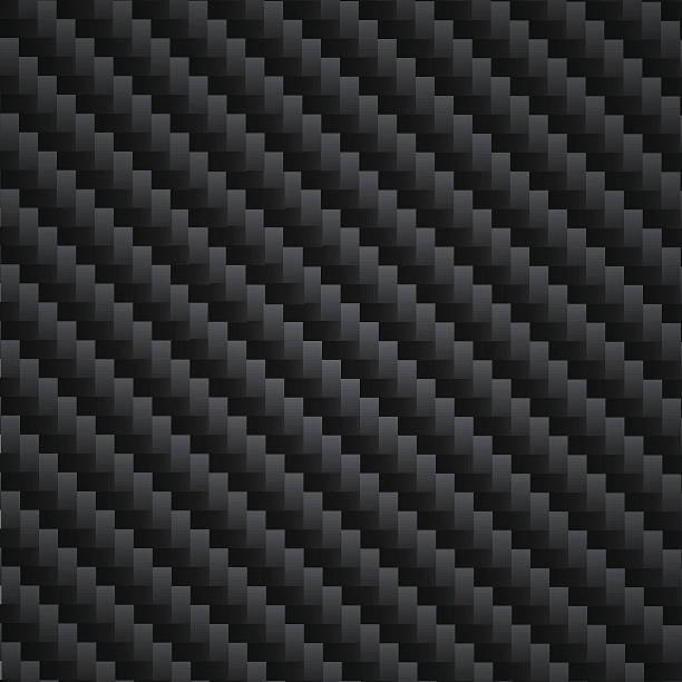 illustrazioni stock, clip art, cartoni animati e icone di tendenza di kevlar di carbonio nero - close up auto