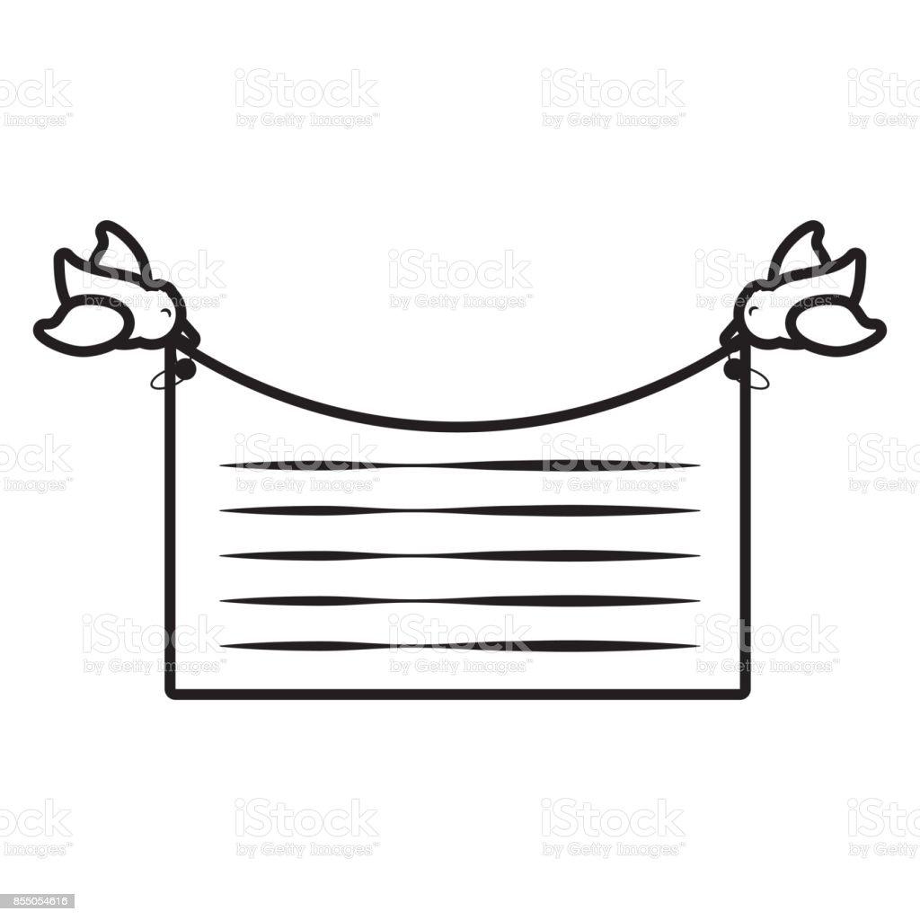 card bird flying invitation outline stock vector art 855054616 istock