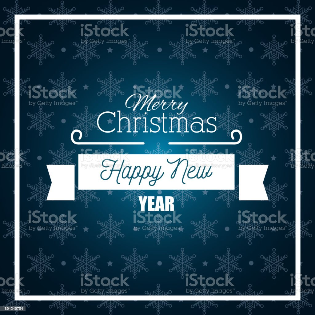 card merry christmas and happy new year graphic royalty-free card merry christmas and happy new year graphic stock vector art & more images of abstract