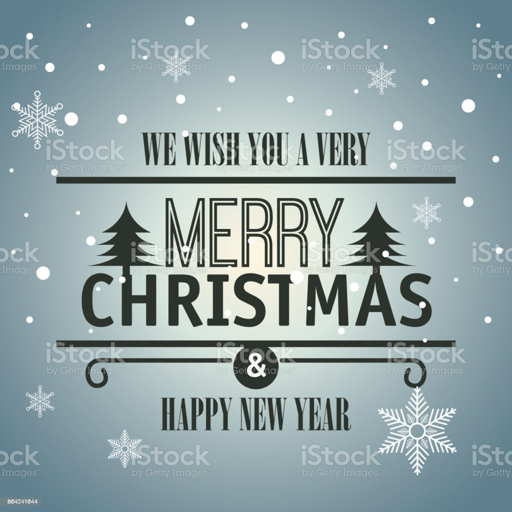 card merry christmas with tree graphic royalty-free card merry christmas with tree graphic stock vector art & more images of abstract