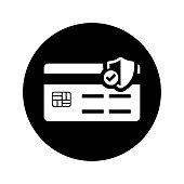 Well organized and fully editable Card Security Icon, Secure Payment, Shield for any use like print media, web, stock images, commercial use or any kind of design project. Hope this icon help you. Thanks for using it.