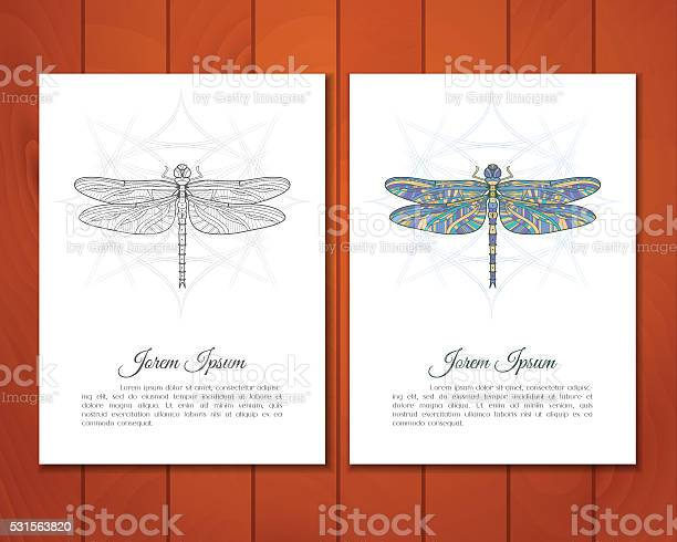 Card set of colorful dragonfly vector id531563820?b=1&k=6&m=531563820&s=612x612&h=ahefu7qssthqjhuyucltbb32 ooi7lv2ctwjiscm ik=
